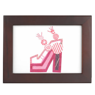 Dancing Shoes Keepsake Box