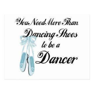 Dancing Shoes Postcards