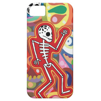 Dancing Skeleton Case For The iPhone 5