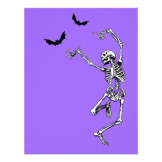 Dancing Skeleton Flyer