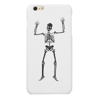 Dancing Skeleton iPhone 6 Plus Case