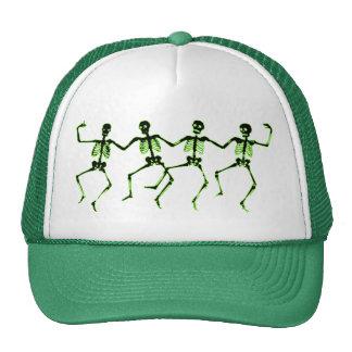 Dancing Skeletons, Green Glow Cap