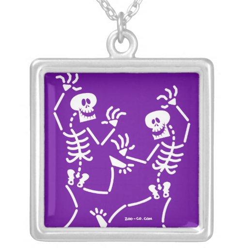 Dancing Skeletons Jewelry