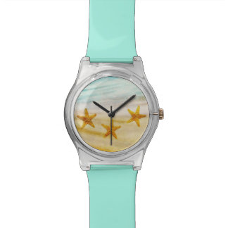 Dancing Starfish Watch