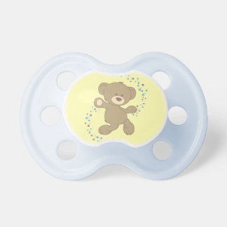 Dancing Teddy Bear Baby Pacifier