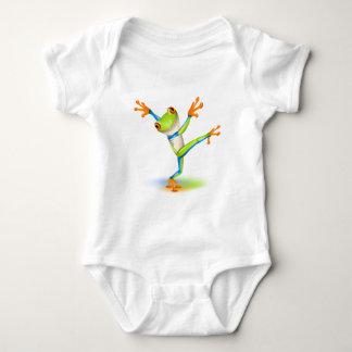 Dancing Tree Frog T-shirts