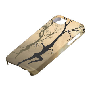 Dancing Trees iPhone 5 cover case