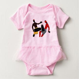 Dancing Tribal Baby Bodysuit