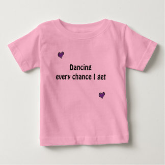 Dancing Tshirts