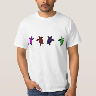 Dancing Turtles T-Shirt