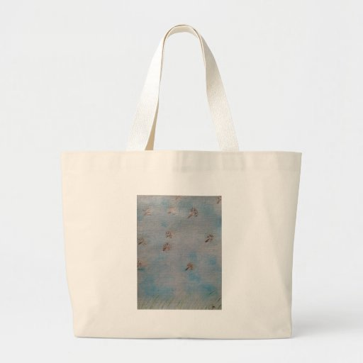 Dancing Wishes Canvas Bags