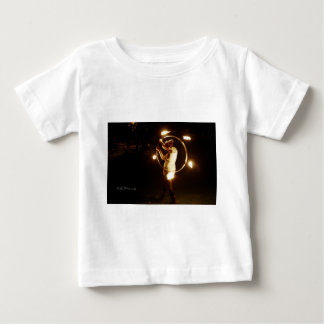 Dancing with the fire baby T-Shirt
