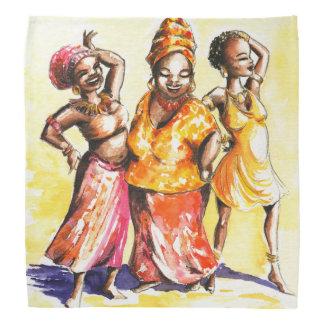 Dancing women do-rag