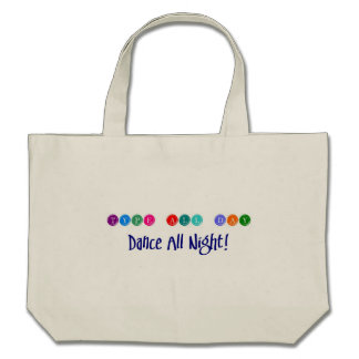 Dancing Writer sustainability tote Tote Bag