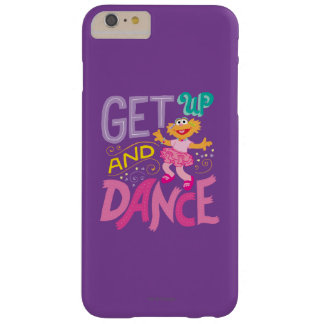 Dancing Zoe Barely There iPhone 6 Plus Case