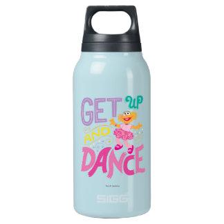 Dancing Zoe Insulated Water Bottle