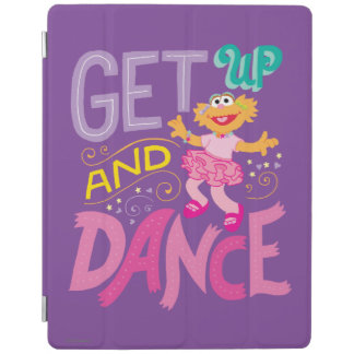 Dancing Zoe iPad Cover