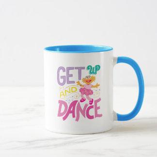 Dancing Zoe Mug