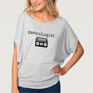 Dancologist | Dance Workout Flowy Circle Top