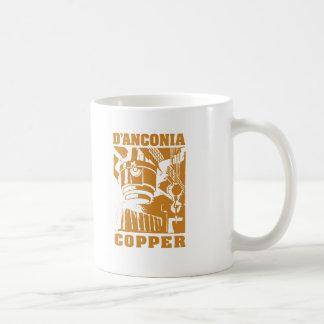 d'Anconia Copper / Copper Logo Coffee Mug
