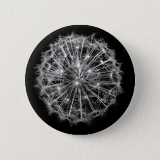 Dandelion button badge