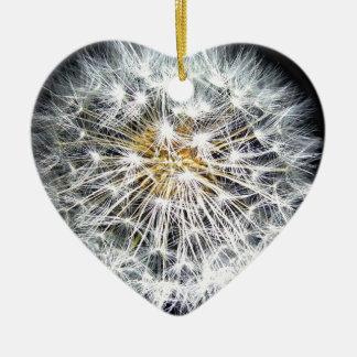 Dandelion Christmas Ornament