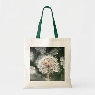 Dandelion Clock: Tote Bag