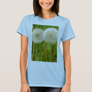 Dandelion Clocks T-Shirt