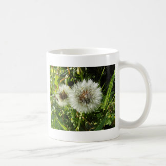 Dandelion Coffee Mug