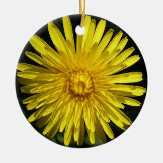 Dandelion Custom Birthday Christmas Ornament