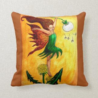 Dandelion Dancer Fairy Pillow -Artist Carol Ochs