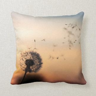 Dandelion Evening Pillow