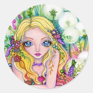 * Dandelion fairy kingdom *  Sticker