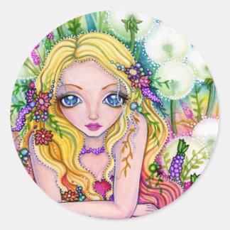 Dandelion Fairy Kingdom -  Sticker