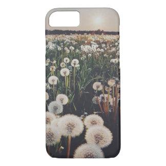 Dandelion Field iPhone 7 Case