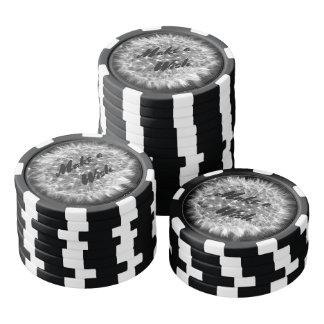 Dandelion Fuzz Make a Wish Poker Chip Set