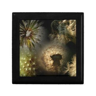 Dandelion Trinket Box