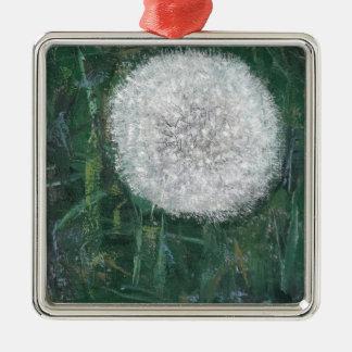 Dandelion Head 2008 Christmas Ornament