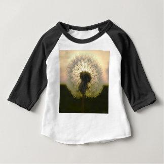 dandelion in the sun baby T-Shirt