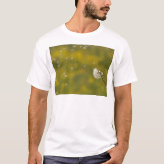 Dandelion in the wind T-Shirt