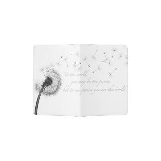 Dandelion Inspiration Passport Cover