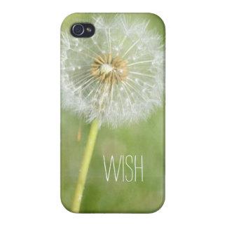 Dandelion iPhone 4/4S Covers