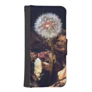 Dandelion iPhone SE/5/5s Wallet Case