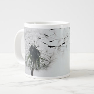 Dandelion Large Coffee Mug