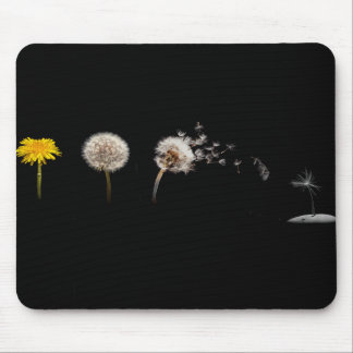 Dandelion Life Cycle Mousepad