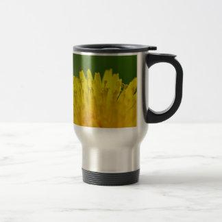 Dandelion, Löwenzahn, Pusteblume Stainless Steel Travel Mug