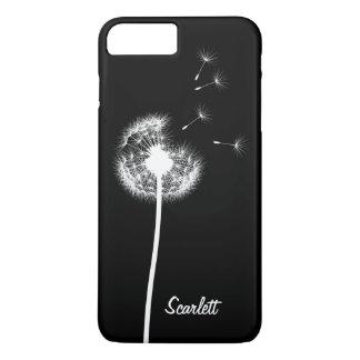 Dandelion Monogram iPhone 7 Plus Case