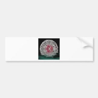 Dandelion Moon Bumper Sticker