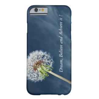 Dandelion-Motivational print iPhone 6/6s case