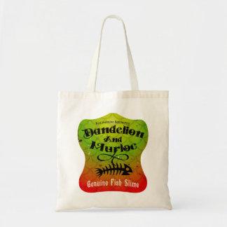 Dandelion & Murloc Tote Bag
